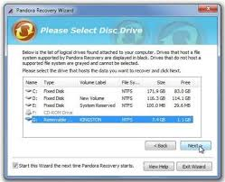 Pandora file recovery (best free data recovery software)