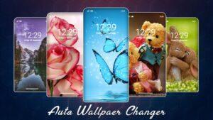 Auto Change Wallpaper