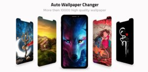 Auto Wallpaper Changer – Daily Background
