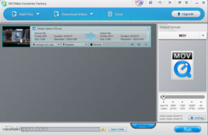 Free HD Video Converter Factory