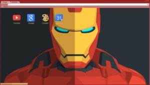Iron Man-Material Design