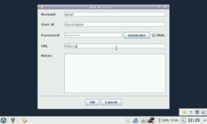 Universal Password Manager (UPM)