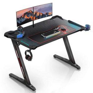 EUREKA ERGONOMIC Z1-S Gaming Desk