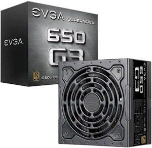 EVGA SuperNOVA 650 G3 Gaming Power Supply