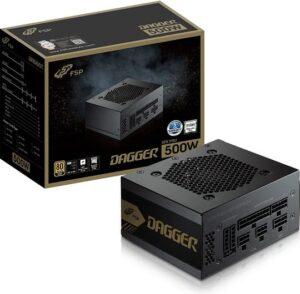 FSP Dagger 500W Gaming Power Supply