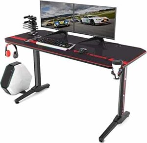 Waleaf Vitesse Gaming Computer Desk