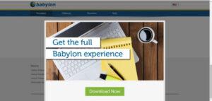 Babylon Online Translation