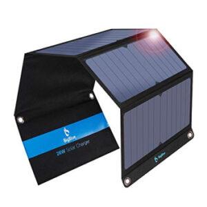Best Smart Portable Solar Charger: BigBlue