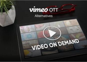 Vimeo OTT Alternatives 2021 | Vimeo On Demand Alternatives.