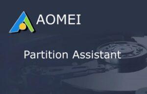 AOMEI Partition Assistant SE