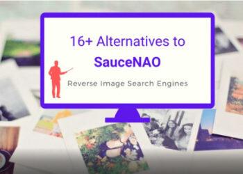 16 SauceNAO Alternatives & Similar Websites
