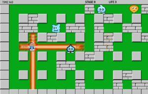 BOMBER BLAST Bomberman Game