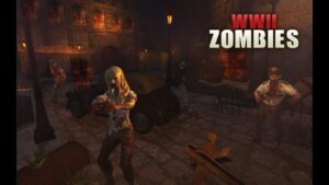 WWII Zombies Survival – World War Horror Story